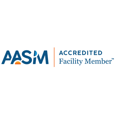 American Academy of Sleep Medicine Accredited Facility Member