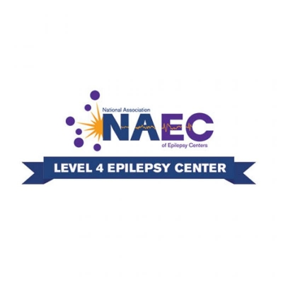 National Association of Epilepsy Centers Level 4 Epilepsy Center logo.